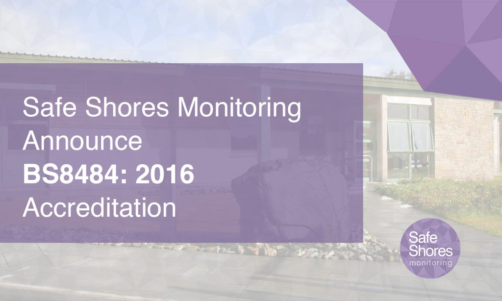 BS8484 2016 Lone Worker safe shores monitoring