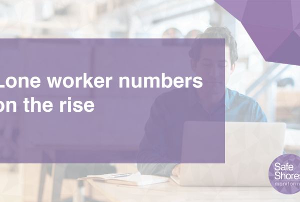 Lone workers on the rise