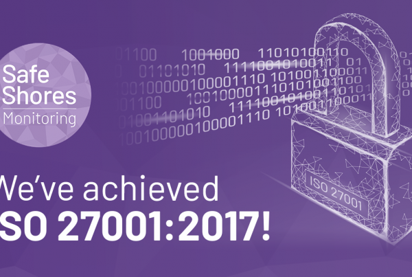 We've achieved ISO 27001