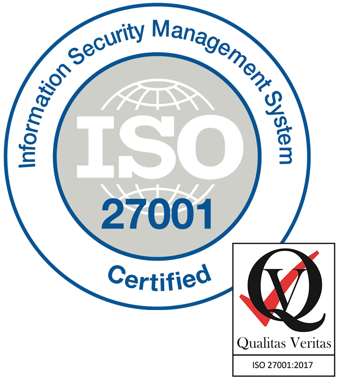 ISO27001 Badge
