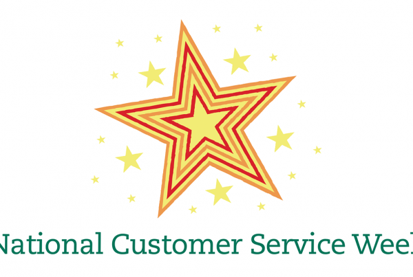 National Customer Service Week Logo