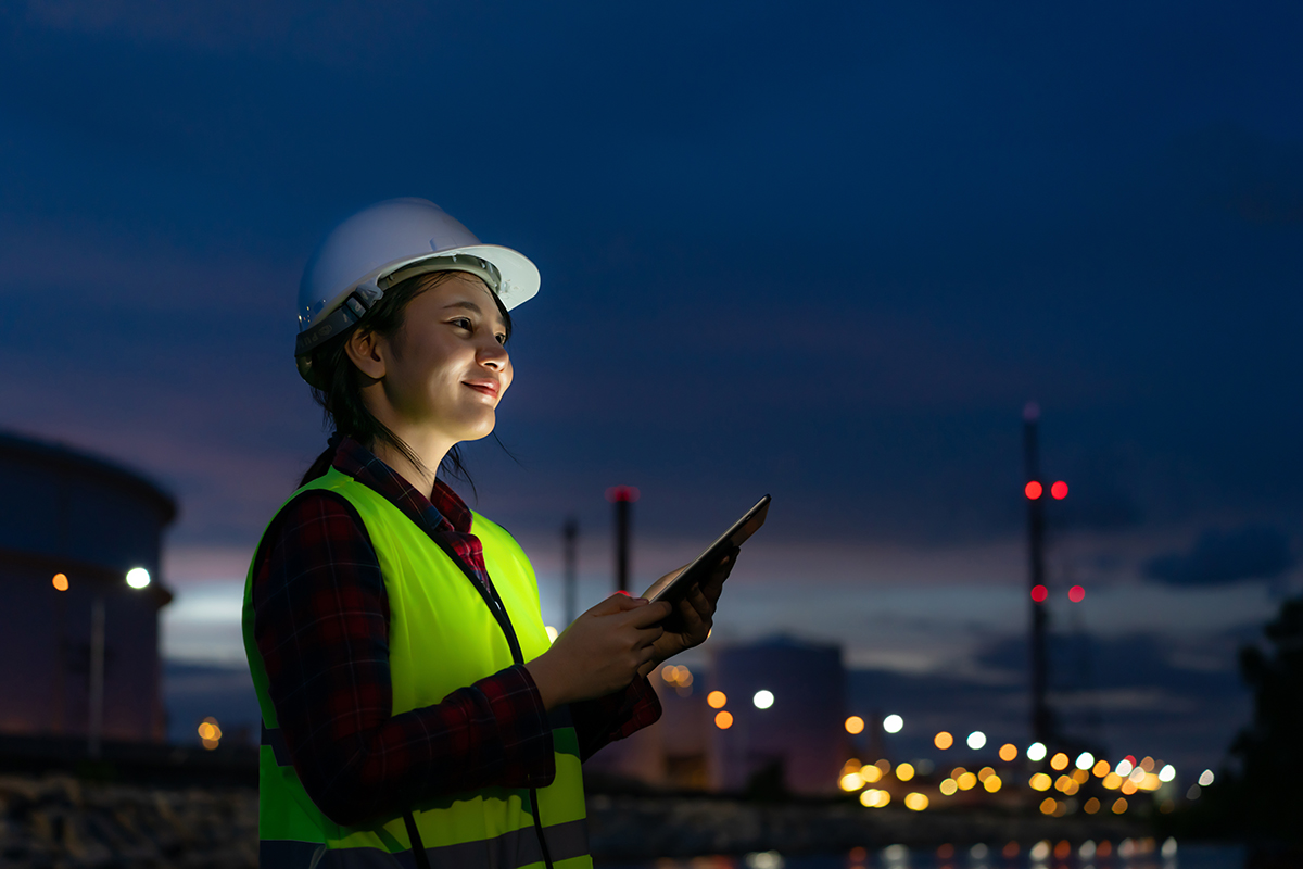 5 Ways to Improve Lone Worker Safety at Night