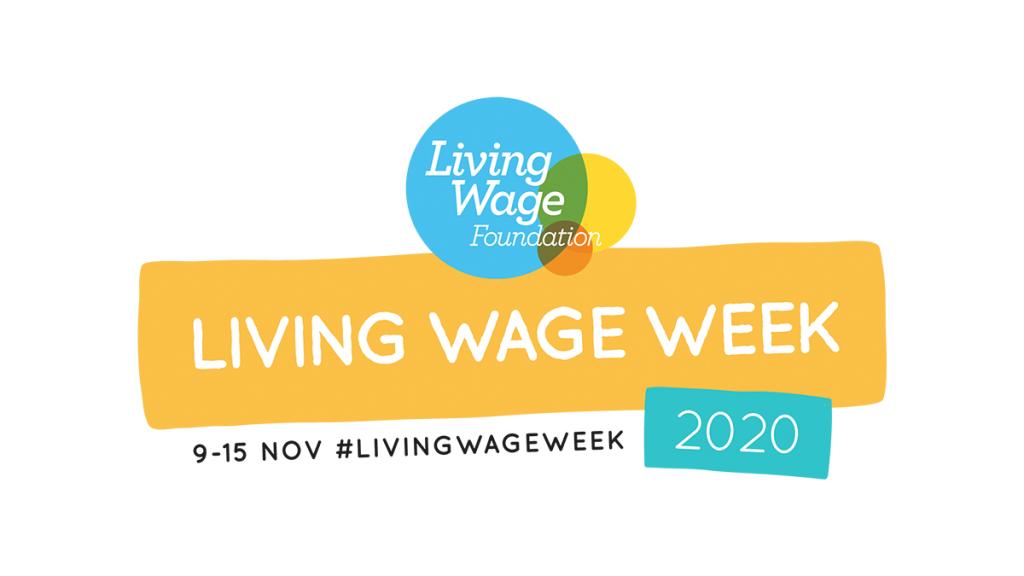 Living Wage Week Logo