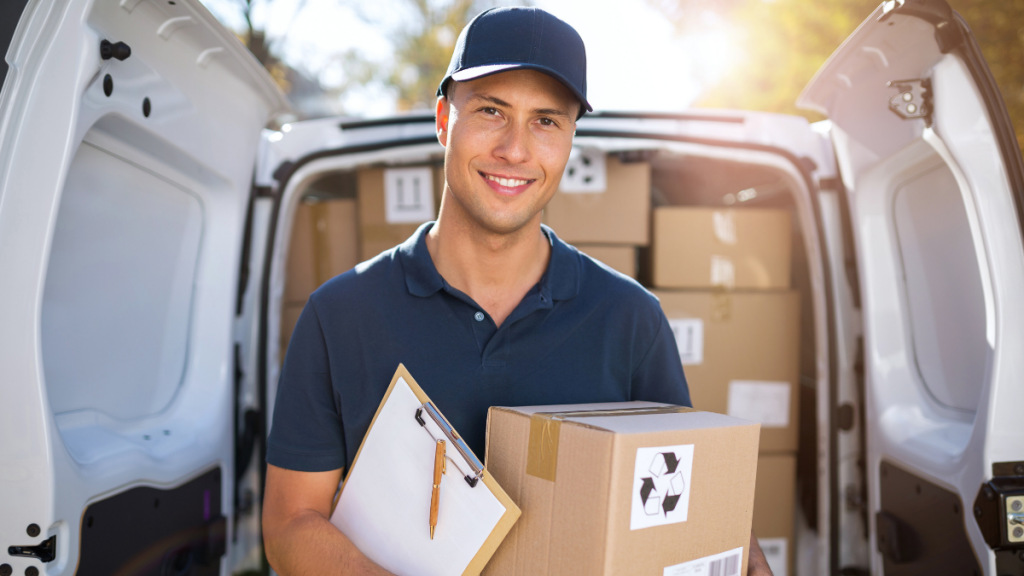 How to stay safe as a delivery driver