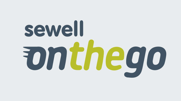 Sewell on the Go Logo