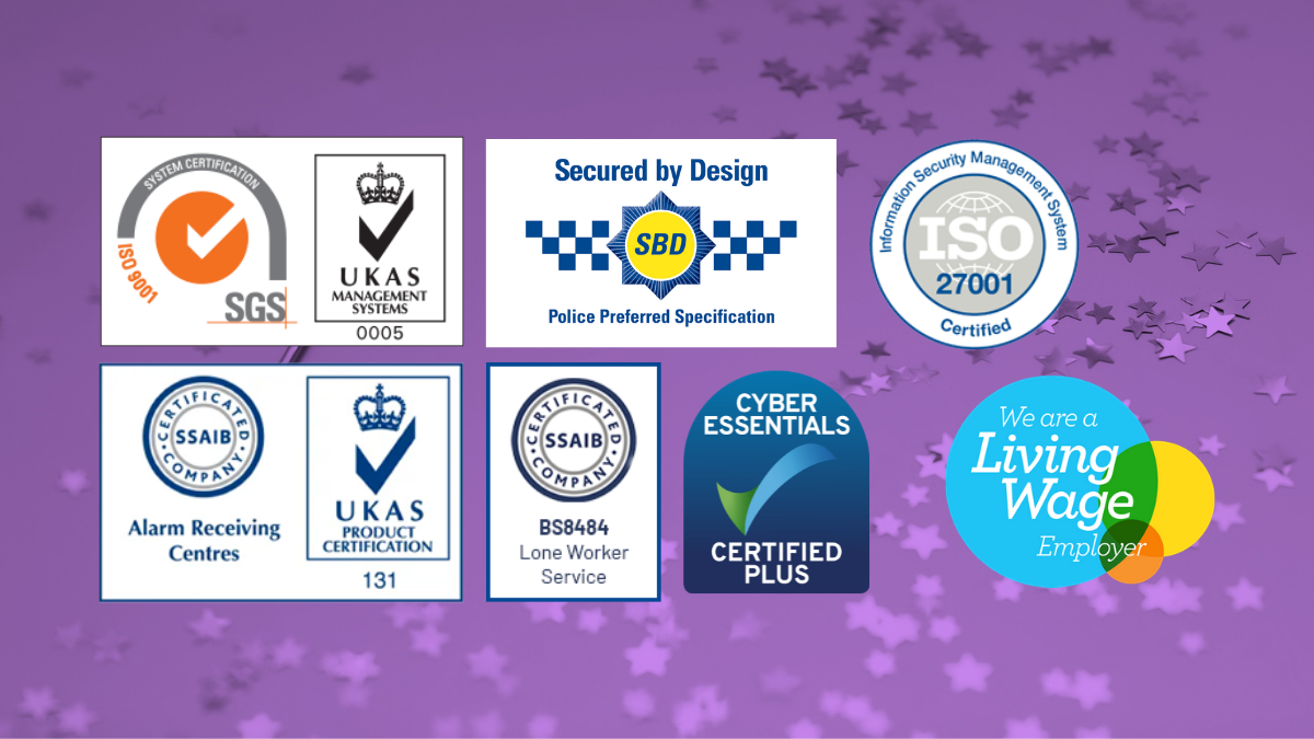 Lone Worker and Security Accreditations