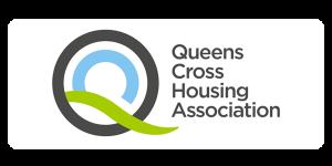 Queens Cross Housing Association Logo